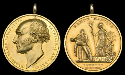 Sir Gilbert Blane Gold Medal