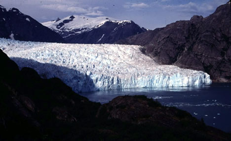 LeConte Glacier