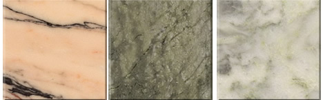 Marble from Uruguay